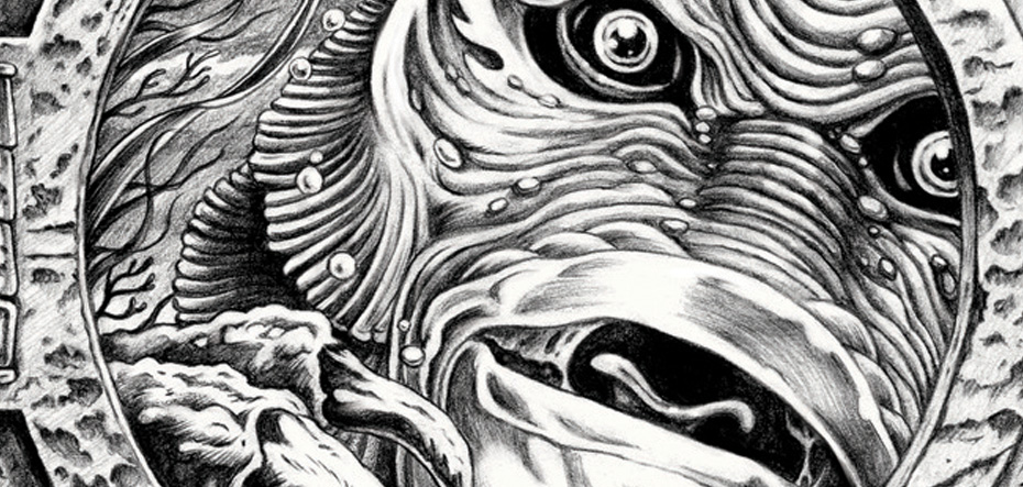 Mondo presents The Universal Monsters art show