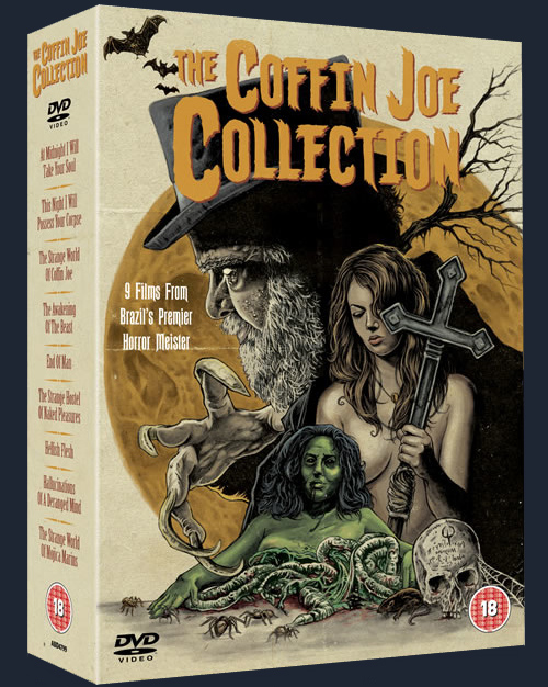 Coffin Joe Box set