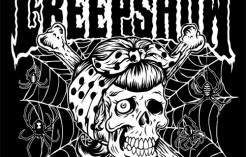 Creepshow Girls Skull