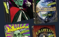 Frightenstein covers