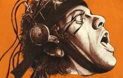Ghoulish Clockwork Orange