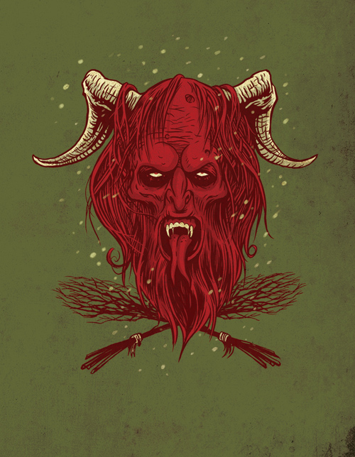 Ghoulish Krampus