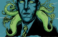 H.P. Lovecraft copy