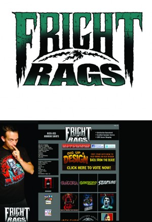 Fright Rags logo