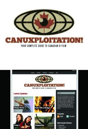 Canuxploitation! Logo