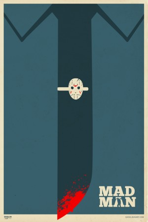 Friday the 13th/Mad Men mash up