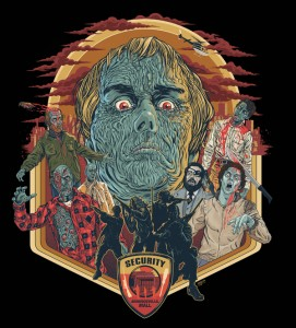 Dawn of the Dead Limited Edition Shirts