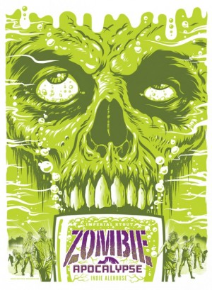 Zombie Apocalypse Imperial Stout
