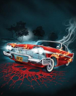 Christine HorrorHound cover