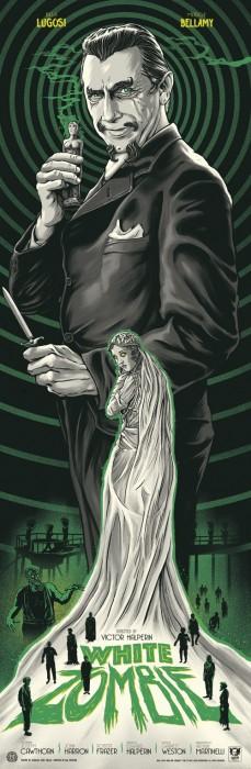 White Zombie Mondo poster