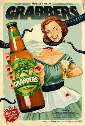Grabbers: Vintage Ad Inspired