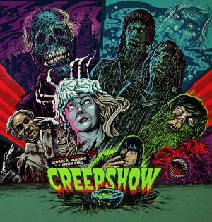 WaxWork Records Creepshow OST