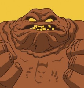 Clayface – Batman: The Animated Series 7-Inch