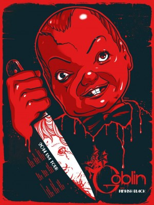 Goblin 2014 Poster Tour