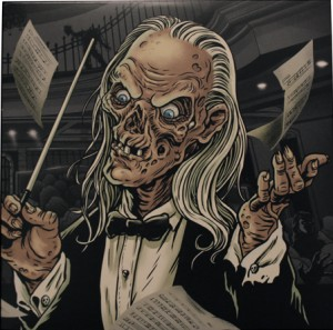 """Tales from the Crypt 7-Inch: """"De-Composer"""""""