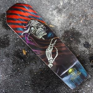Creepshow Coffin Skate Deck