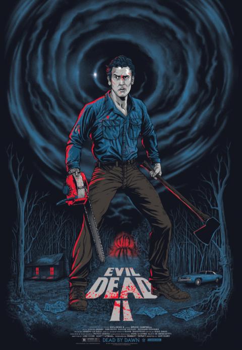 Evil Dead II Regular