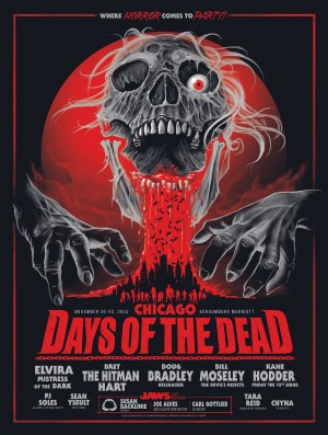 Days of the Dead – Chicago 2015