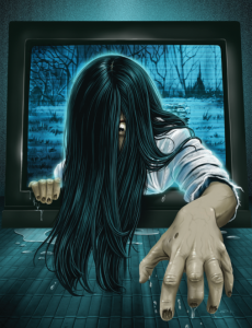 Ringu – Horrorhound Cover