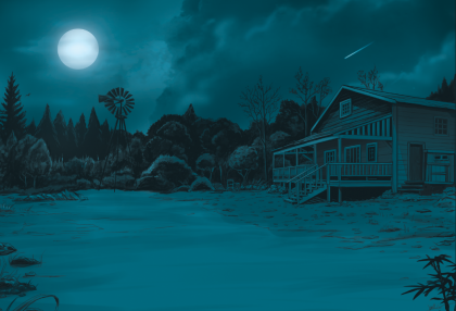 Higgins Haven homestead – Friday the 13th Part 3