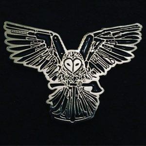 Ghoulish Murder Owl