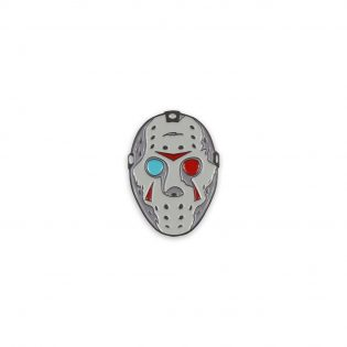Friday the 13th Part 3 Enamel Pin